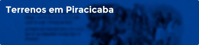 Terrenos em Piracicaba