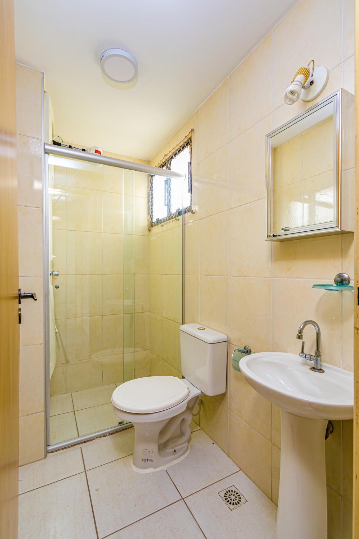 Apartamento com 53m² contendo sala, 02 dormitórios sendo 01 com armário embutido, cozinha planejada, área de serviço, banheiro social com box. 01 vaga de garagem. Condomínio oferece piscina, playground, espaço gourmet. Portaria 24hrs.