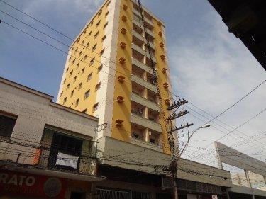 Belo Apartamento com 45m², no centro da cidade, com um dormitório armários, cozinha planejada, garagem coberta. Aceita financiamento. e FGTS.