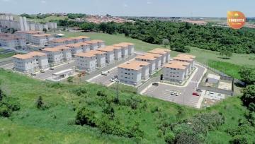 Apartamento novo com 47,50 m², 2 dormitórios, sala, cozinha, área de serviços e 1 vaga de garagem. Aceita financiamento e FGTS.