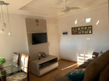 Lindo apartamento em ótima localização, medindo 54 m² de área útil possui sala com painel e espelho decorativo, 2 dormitórios completos de armários e com painel, banheiro social completo, cozinha planejada, área de serviço. Aceita financiamento.