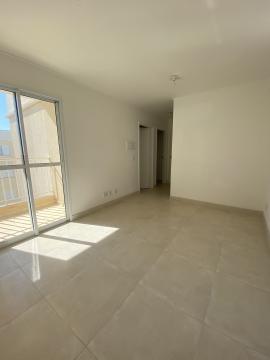 Apartamento com 2 dormitórios, sala com sacada,  banheiro social, cozinha, lavanderia e 2 vagas.