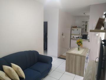 Ótimo apartamento medindo 55 m², com sala, 2 dormitórios, banheiro social, cozinha, área de serviço, 1 vaga. O condomínio oferece salão de festa, playground, churrasqueira e campo de futebol.