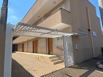 Kitnet com localização privilegiada no São Dimas - 40m², com sala-quarto, banheiro, cozinha, área de serviço.
