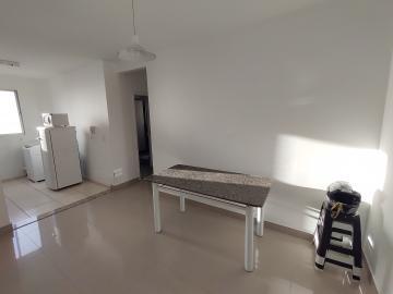 Apartamento em bairro tranquilo com 46 m², possuí sala, cozinha com gabinete, lavanderia, 2 dormitórios, banheiro social e 1 vaga de garagem.  Condomínio agradável com espaço gourmet e quadra. Aceita financiamento.