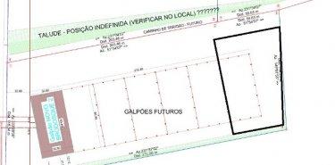 Piracicaba Sao Jorge Galpao Locacao R$ 40.000,00 Area construida 1800.00m2